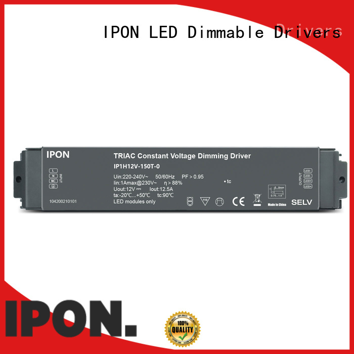 IPON LED Top quality best led driver factory for Lighting control