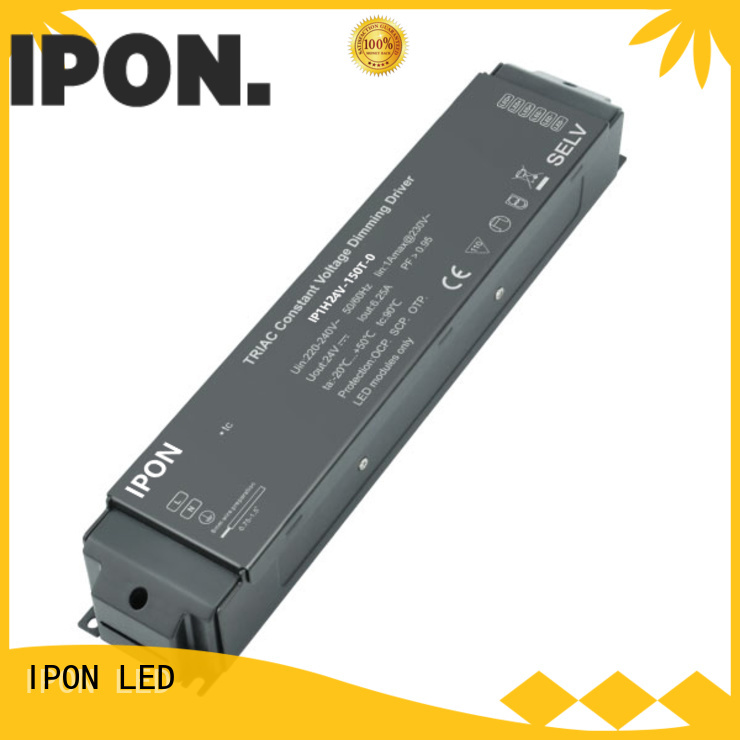 IPON LED driver led dimmable IPON for Lighting control