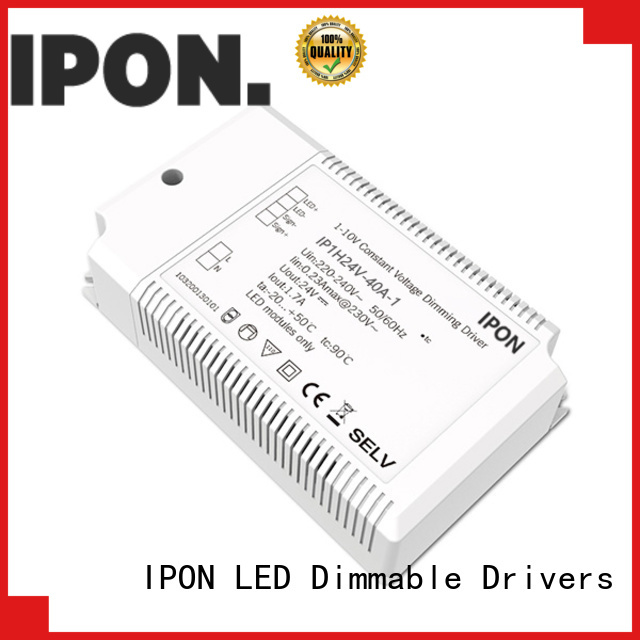 IPON LED Good quality dimmer driver China manufacturers for Lighting control