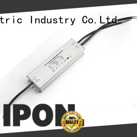 IPON LED dimmable led driver company for Lighting adjustment
