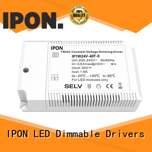 IPON LED high quality dimmable driver IPON for Lighting control system