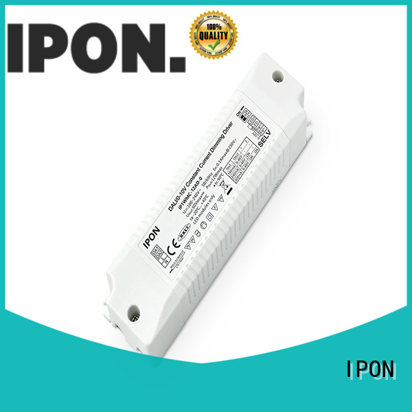 IPON led driver China manufacturers for Lighting control