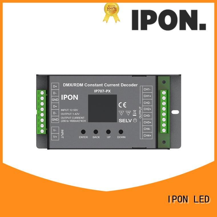 DMX Series dmx decoder led China manufacturers for Lighting control